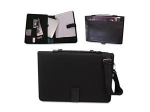 Tablet Case/Organizer with Writing Pad 14-3/4 x 2 x 10-1/4 Black
