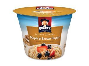 Instant Oatmeal Cups 1.69 oz. 24/CT Brown Sugar
