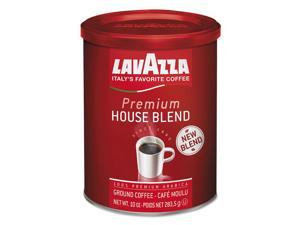 Premium House Blend Ground Coffee Medium Roast 10 oz Can