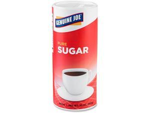 Sugar Reclosable Lid 20 oz. Canister 12/CT