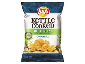 Kettle Cooked Original Chips 1.375 oz Bag 64/Carton