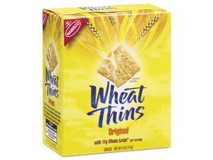 Wheat Thins Crackers Original 4 oz Box 12/Carton