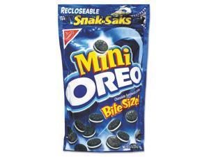 Oreo Minis - Single Serve 8 oz Snak Sak