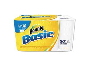 Basic Select-a-Size Paper Towels 5 9/10 x 11 1-Ply 119/Roll 12/Carton