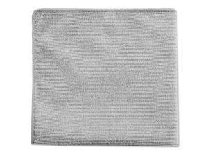 Executive Multi-Purpose Microfiber Cloths Brown 16 x 16 24/Pack