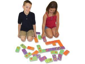 Wonderfoam Dominoes Set 28 Pcs Multi