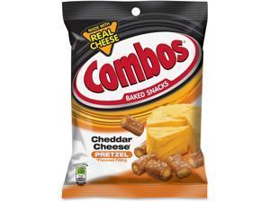 Mars 71471 Combos Cheddar Pretzels, 1.8 oz, 18/Box