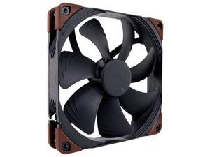 Noctua 140 mm PWM, AAO Frame Technology and SSO2 Bearing Fan NF-A14 industrialPPC-2000 IP67 PWM