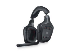 Logitech Wireless Gaming Headset G930 with 7.1 Surround Sound