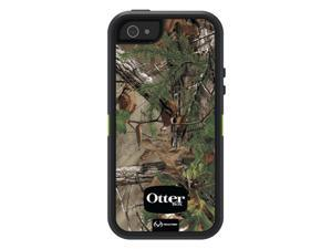 OtterBox Defender Series Case and Holster for iPhone 5 ( Not for iPhone 5C or 5S)(Discontinued by Manufacturer) - Realtree Camo