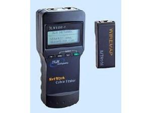 CAT5 RJ45 Network Cable Tester Analyzer Length 3LW8108-A Multifunction LAN Phone Coaxial Meter Digital