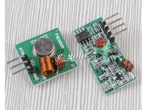 315Mhz WL RF transmitter and receiver link kit for Arduino/ARM/MCU