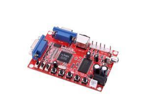 GBS-8100 VGA to CGA/CVBS/S-VIDEO HD Converter Arcade Game Video Converter Board
