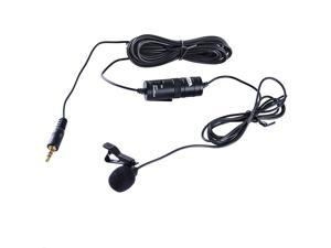 BOYA BY-M1 Lavalier Microphone for Canon Nikon DSLR Camcorder Audio Recorders