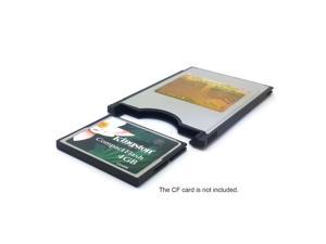 Compact Flash CF PCMCIA CardBUS ADAPTER Latop Notebook 54mm CARD READER