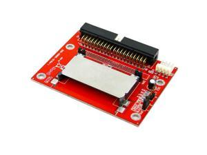"""CF Compact Flash Merory Card to 40pin 3.5"""" Inch IDE Hard Drive SSD Converter"""