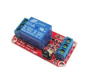 Foxnovo One Way DC 5V Relay NO / NC Optocoupler Module Isolation Direct Microcontroller