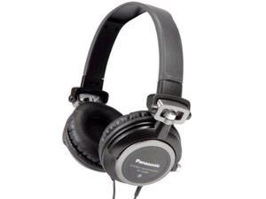 PANASONIC CONSUMER RP DJ600 Headphones Binaural Wired Ear Cup Stereo Sound Closed-Ear Design