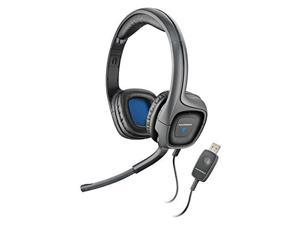 Plantronics 80935-21 AUDIO 655 DSP HEADSET W/MIC USB NOISE CANCELLING