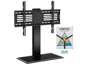 """Fitueyes Universal TV Stand with Swivel Mount Pedestal Base Wall Mount for 32-60"""" LCD LED"""