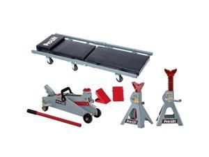 Pro-Lift 2 ton - 6 Piece Combo Set - Garage in a Box