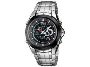 Casio EFA-119BK-1AV Men's Ana-Digi Edifice Watch