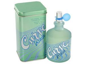 Curve Wave by Liz Claiborne Cologne Spray for Men (4.2 oz)