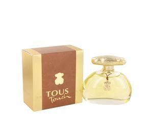 Tous Touch by Tous Eau De Toilette Spray for Women (3.4 oz)