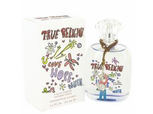 True Religion Love Hope Denim by True Religion Eau De Parfum for Women (3.4 oz)