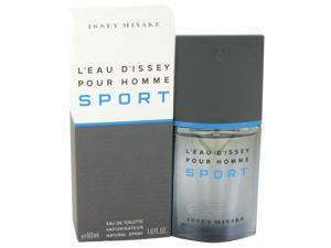 L'eau D'Issey Pour Homme Sport by Issey Miyake Shower Gel for Men (6.7 oz)