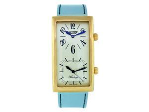 Tissot T56.5.633.39 Men's Heritage Blue Leather Watch