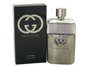 Gucci Guilty by Gucci Eau De Toilette Spray for Men (1 oz)
