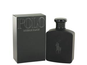 Polo Double Black by Ralph Lauren Eau De Toilette Spray for Men (2.5 oz)