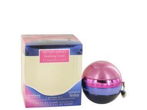 Britney Spears Fantasy Twist Gift Set for Women (0.84 oz Fantasy + 0.84 oz Midnight Fantasy + Special Twist Off Bottle)