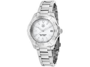 Tag Heuer Aquaracer WAY1312.BA0915 Women's Silver Tone Stainless Steel Watch