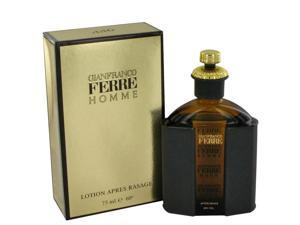 FERRE by Gianfranco Ferre After Shave for Men (2.5 oz)