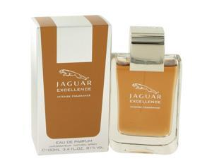 Jaguar Excellence Intense by Jaguar Eau De Parfum Spray for Men (3.4 oz)