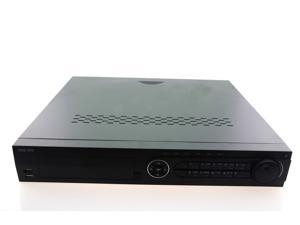 Hikvision 32CH NVR DS-7732NI-E4 Replace of DS-7732NI-ST with 200Mbps, 4 SATA, 1920*1080P resolution, up to 5MP Free Update on the Official website and with Color box