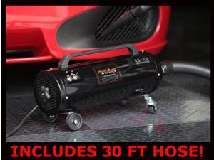 JUST INTRODUCED! Air Force Master Blaster Revolution with 30' Hose MB-3CDSWB-30  Auto & Motorcyle Dryer  MB-3CD SWB