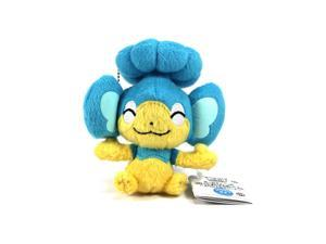 Pokemon Best Wishes Panpour 3 inch Plush Figure