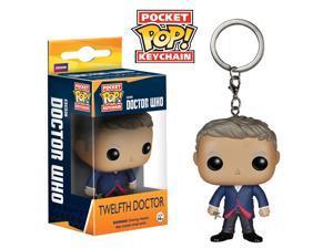 Doctor Who Pocket POP Twelfth Doctor Vinyl Figure Keychain