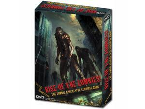 Rise of the Zombies! The Zombie Apocalypse Survival Board Game