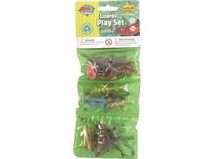 Polybag Of Mini Lizard Figurines