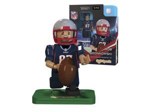 NFL New England Patriots Rob Gronkowski G3S7 OYO Mini Figure