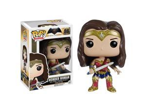 Batman Vs Superman POP Wonder Woman Figure