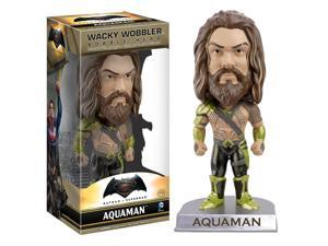 Batman Vs Superman Wacky Wobbler Aquaman Bobble Head Figure