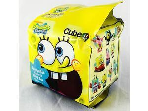 SpongeBob SquarePants Cube-It Series 1 Blind Box Mini Figure
