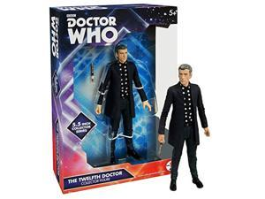 Doctor Who The 12th Doctor Polka Dot Shirt Action Figure