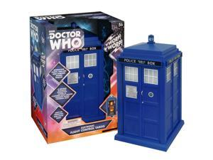 Doctor Who Flight Control Tardis Figure