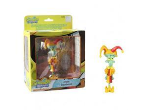 SpongeBob Mini Figure World Jester Squidward Figure